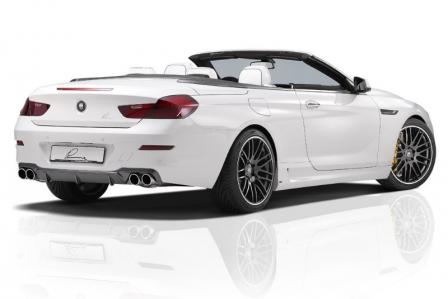 Lumma Design exprime el BMW Serie 6