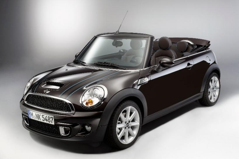 MINI nos presenta una nueva edición limitada: MINI Cabrio Highgate
