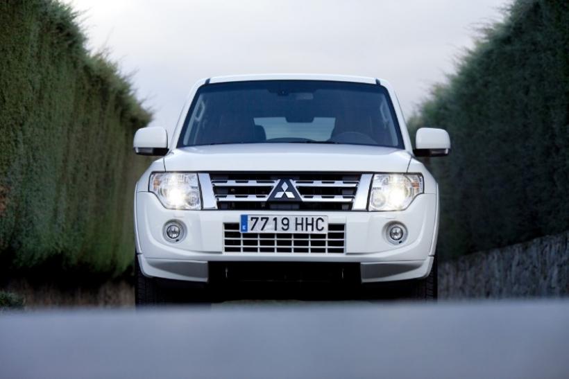 España: Nueva gama Mitsubishi Montero 2012