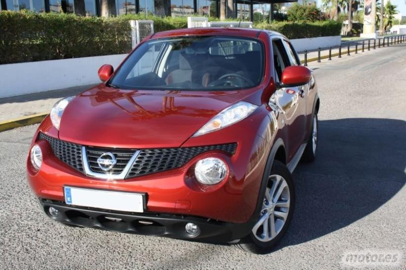 Nissan Juke. Nuevos Aires