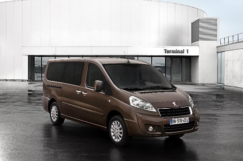 El Peugeot Expert también se renueva