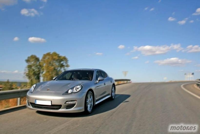 Porsche Panamera S. Deportivo para cuatro.
