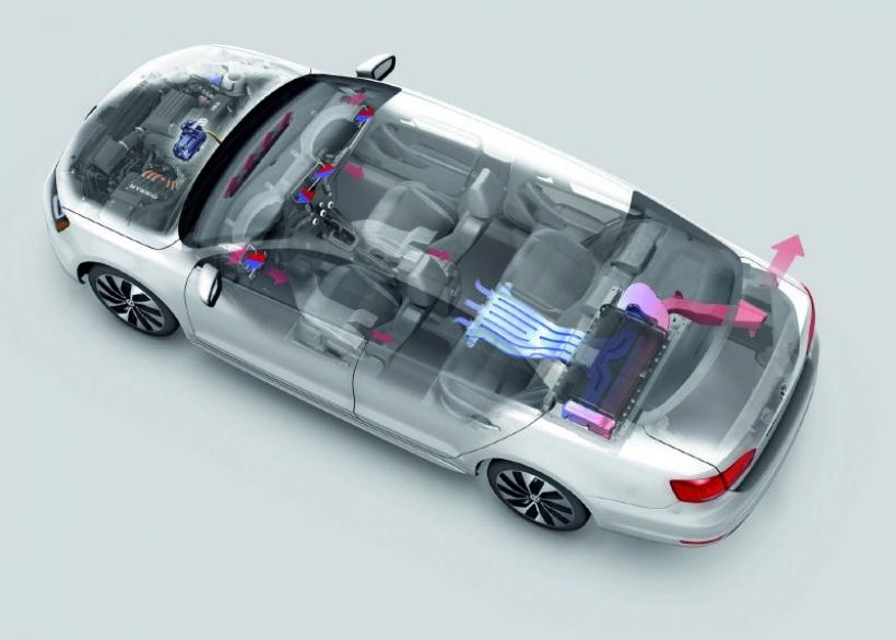 El futuro secreto de VW, así se fabricará el próximo Golf