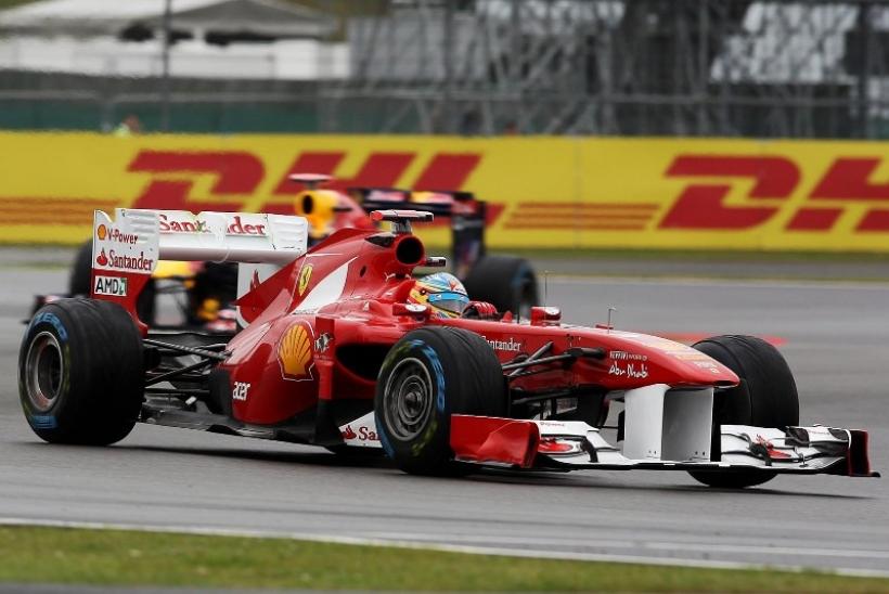 El retrovisor: Ferrari