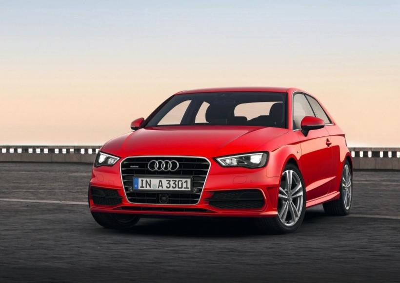 Ya es oficial: Audi A3 2012