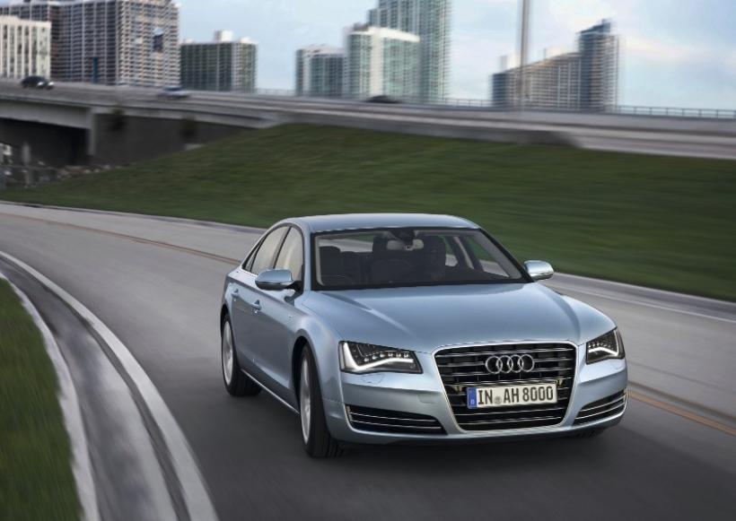 El Audi A8 Hybrid se prepara para su llegada al mercado