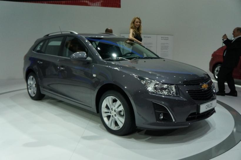 Ginebra 2012: Chevrolet Cruze SW