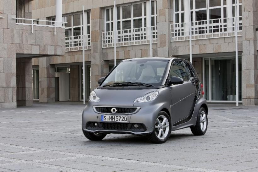 Ginebra 2012: Nueva generación del Smart Fortwo