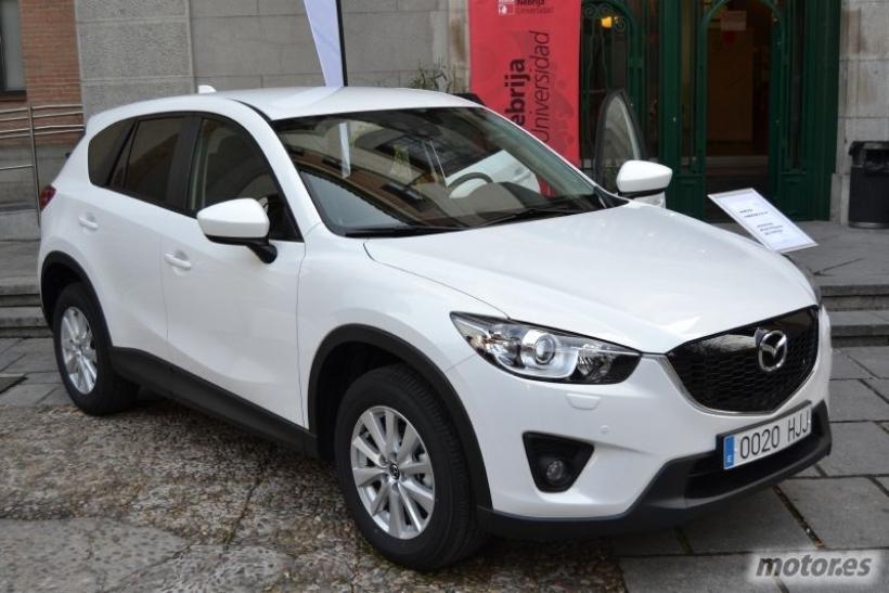 Mazda desvela las claves de sus diseños y filosofía Kodo en la Universidad Nebrija de Madrid