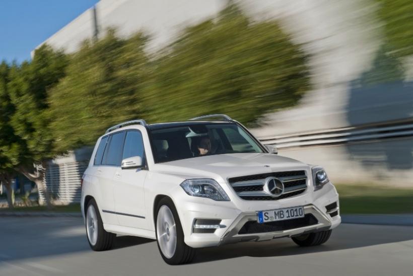 Oficial: Mercedes GLK 2012