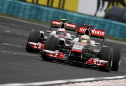 El retrovisor: McLaren