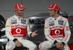 Button: Mi principal rival es Lewis