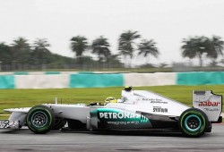 GP Malasia 2012 Libres 3: Rosberg pulveriza los tiempos