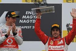 Button: Fernando sería un compañero fantástico