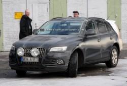 Fotos espía: Audi Q5 restyling