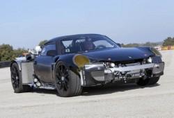 El Porsche 918 Spyder, al desnudo (literalmente)