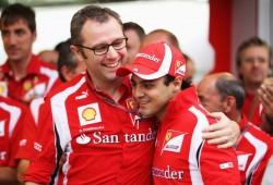 El problema es el coche y no Massa, según Domenicali