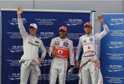Malasia: Pole estratosférica de Hamilton, Schumacher saldrá tercero