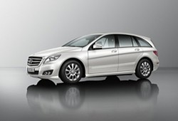 Mercedes da de baja al Clase R en Estados Unidos
