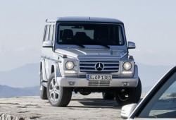El Mercedes Clase G restyling se deja ver en una foto oficial