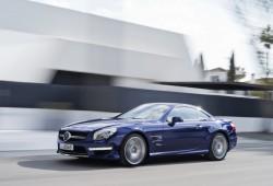 Mercedes revela el SL65 AMG antes de su debut en el Salón de New York