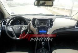 Nuevas fotos del Hyundai Santa Fe/ix45 2013