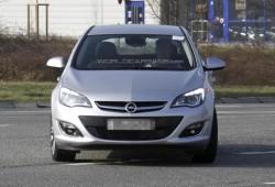 Descubrimos el Opel Astra 2013 sin camuflaje alguno