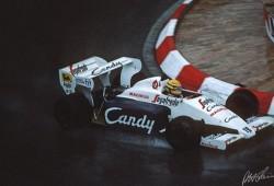 Subastan el primer coche de carreras de Ayrton Senna