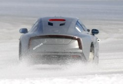 Fotos espías del Volkswagen XL1 en pruebas de invierno