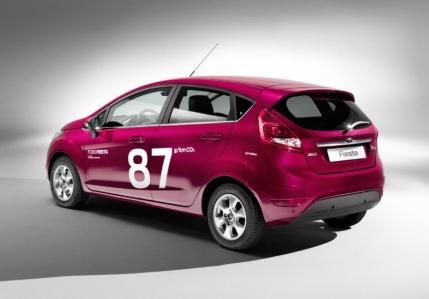 El Ford Fiesta ECOnetic 2012 comienza su producción en Europa
