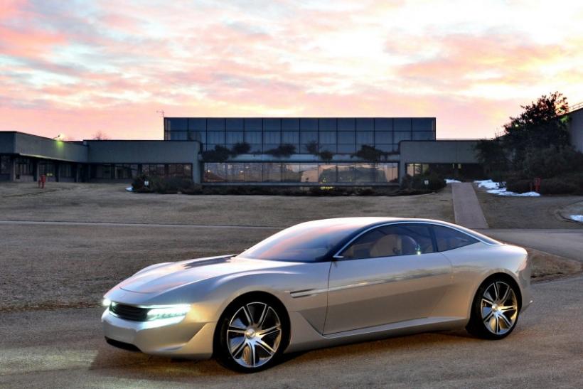 Pininfarina podría fabricar el Cambiano Concept en edición limitada