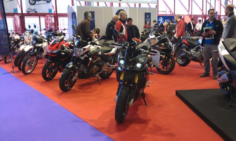 Salón Moto Madrid (I): las motos de la planta alta