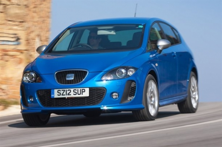 El Seat Leon FR+ Supercopa llega al Reino Unido