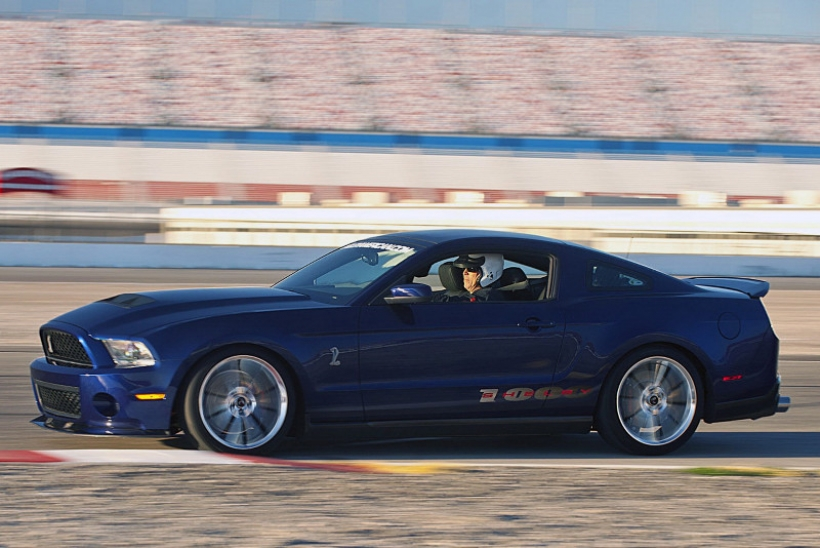 Shelby anticipa la llegada del Mustang 1000 con video y foto trucada