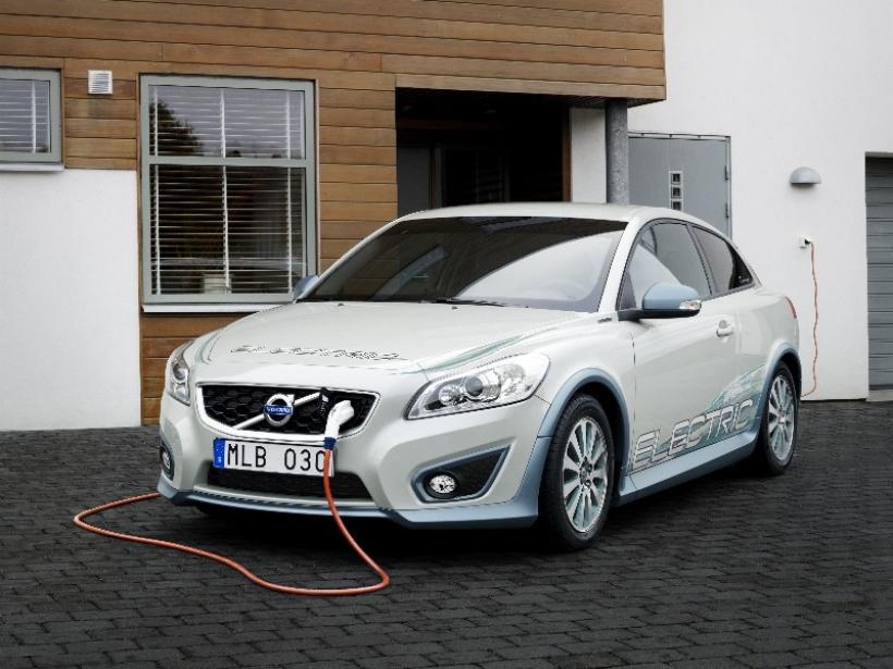 Volvo C30 Eléctrico, tecnología única
