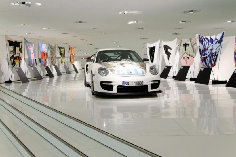 La Colección Gómez llega a España tras su paso por el Museo Porsche de Stuttgart
