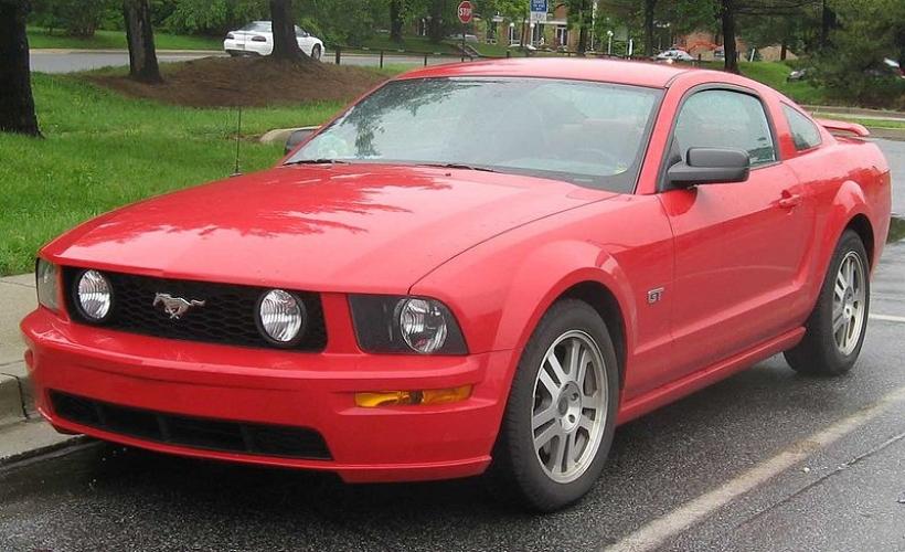 Comienza a delinearse el diseño del nuevo Ford Mustang