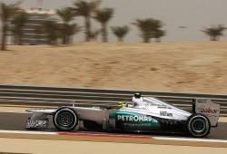 GP Bahrein 2012, Libres 2: Rosberg el más rápido