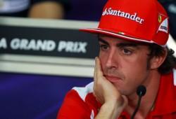 """Alonso: """"Espero un fin de semana duro"""""""