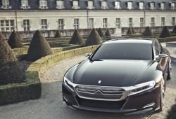 Citroën presenta el Número 9, el máximo exponente del doble chevron