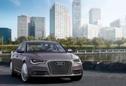 Pekín 2012: Audi A6 L e-tron Concept