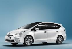 España: Todos los precios del Toyota Prius+