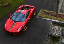 Ferrari 458 Italia 20th Anniversary: Sólo para China