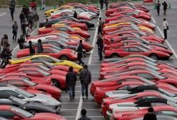 Primer Ferrari Racing Day en el circuito de Suzuka