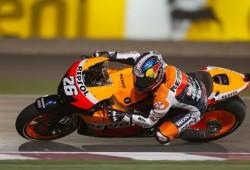 GP Qatar Moto GP, Libres jueves