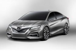 Honda presentó los concepts C y S en el Salón de Beijing