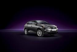 Lexus confirma un SUV compacto por debajo del RX