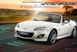 Mazda MX-5 Sport-Tech, nueva serie especial