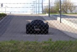 El sucesor del McLaren F1 pillado por primera vez