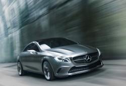 Detalles y completa galería del Mercedes Concept Style Coupé, para tu deleite
